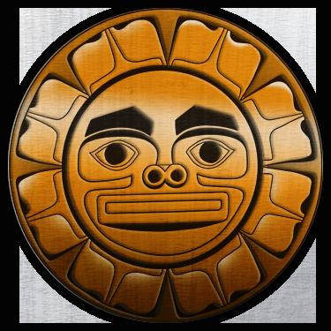 Ehattesaht Sun Logo